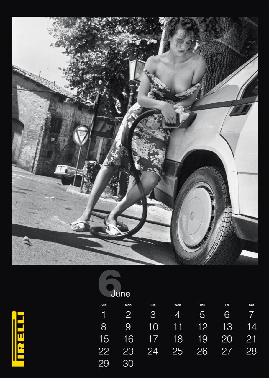 Calendario Pirelli 2014 (Foto 3 di 5)