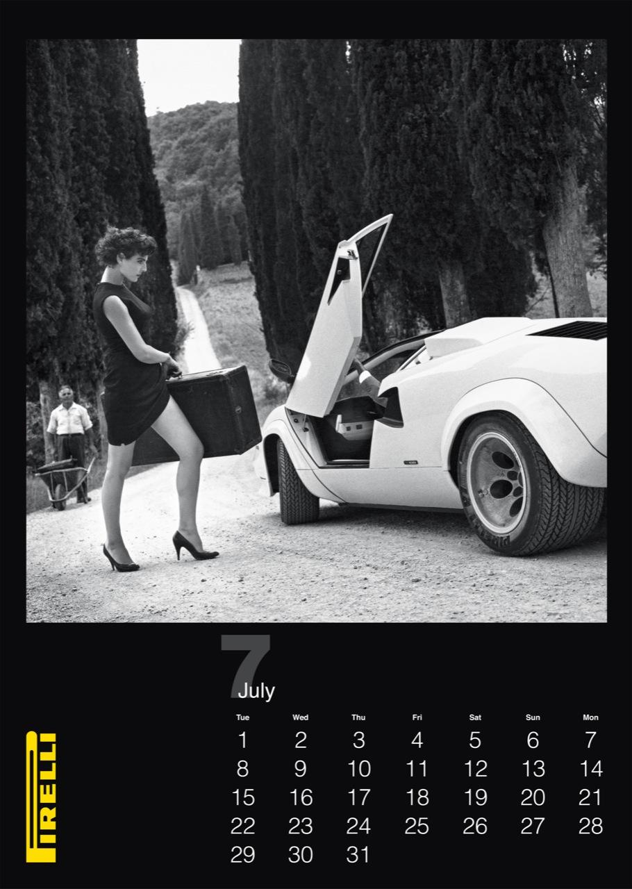 Calendario Pirelli 2014 (Foto 4 di 5)