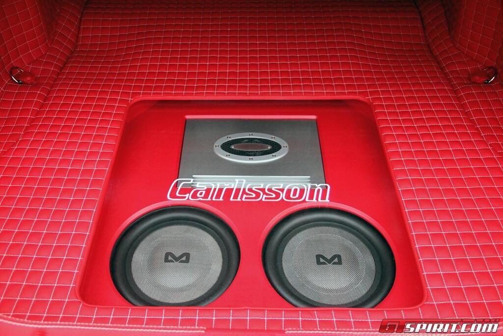 Carlsson CK63 RS Santa Edition