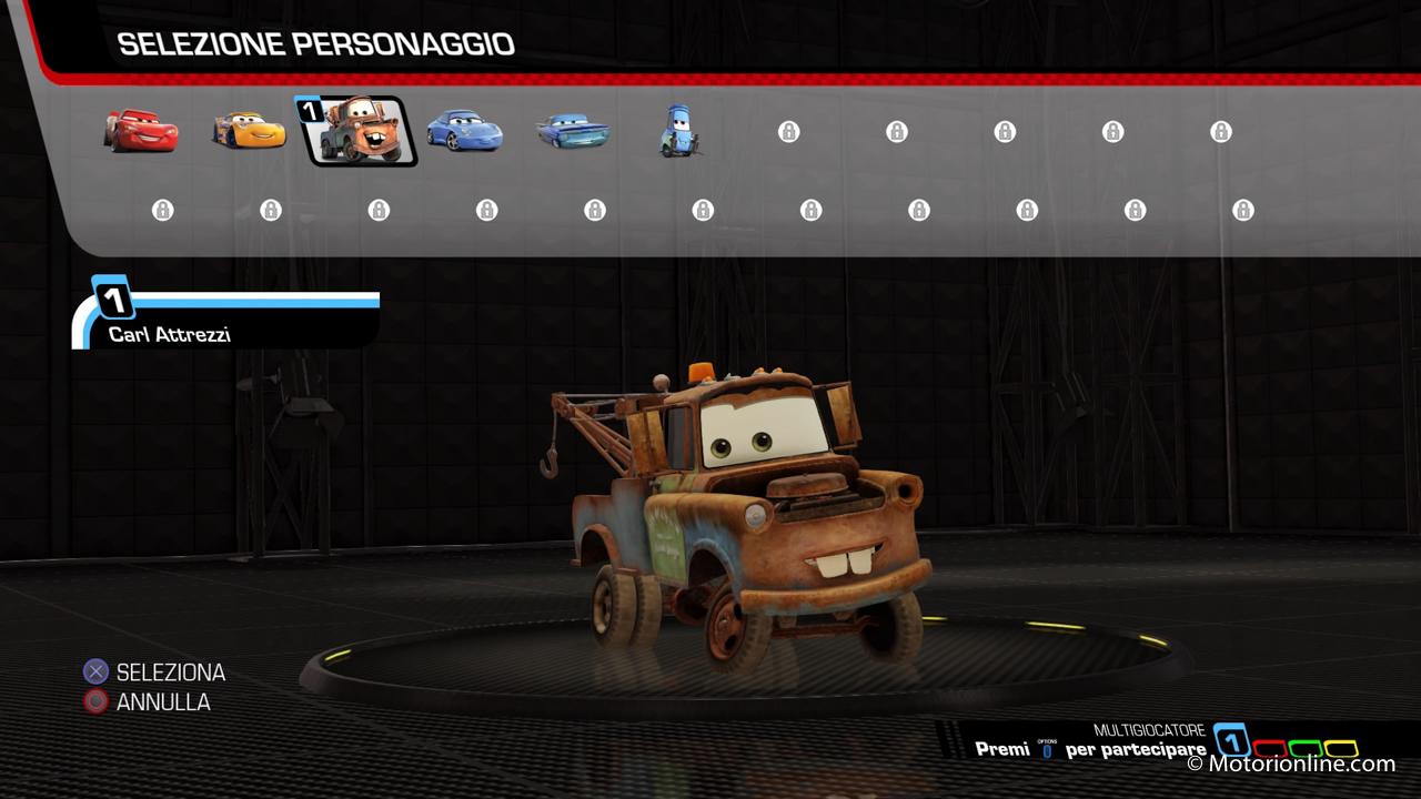 Cars 3 - Recensione