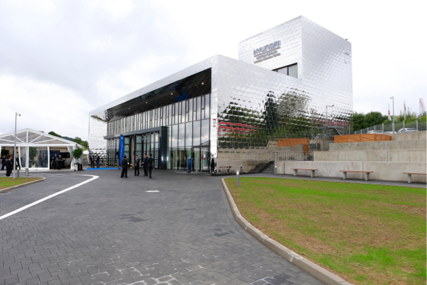 Centro Prove Hyundai al Nurburgring