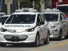 Chevrolet Bolt a guida autonoma - Foto spia 24-05-2016