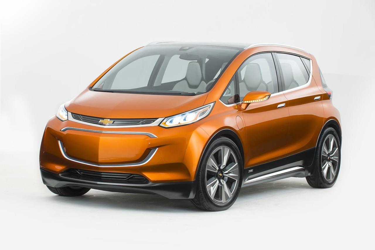 Chevrolet Bolt - Foto ufficiali
