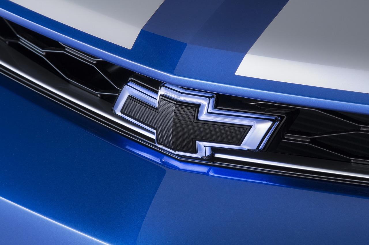 Chevrolet Camaro Concept - SEMA 2015