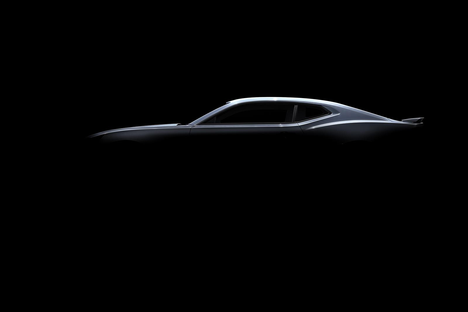Chevrolet Camaro MY 2016 - Teaser