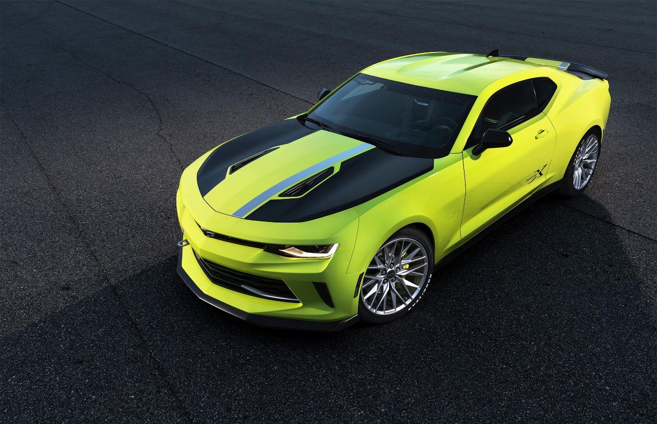 Chevrolet Camaro Turbo AutoX Concept