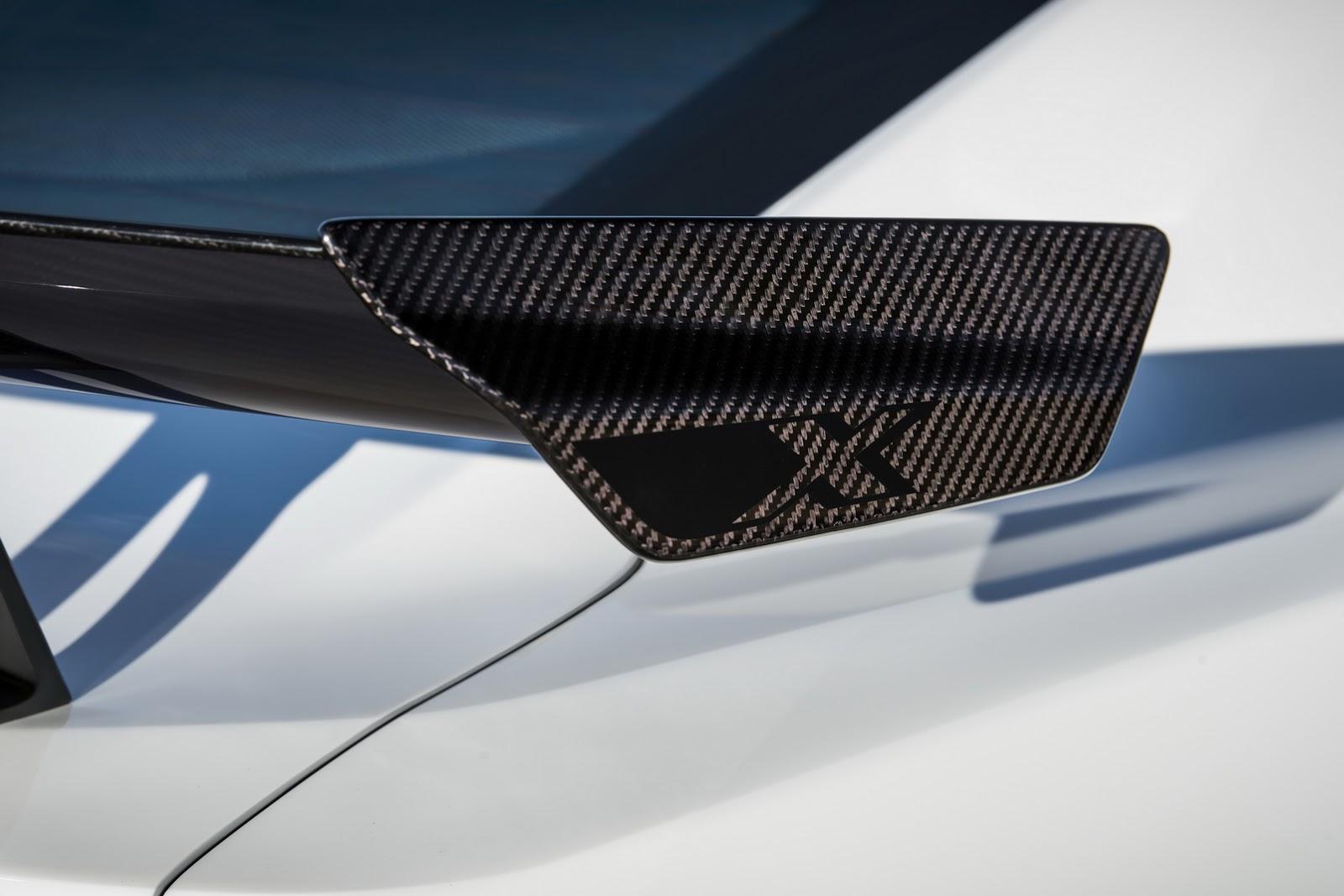 Chevrolet Camaro ZL1 1LE 2018