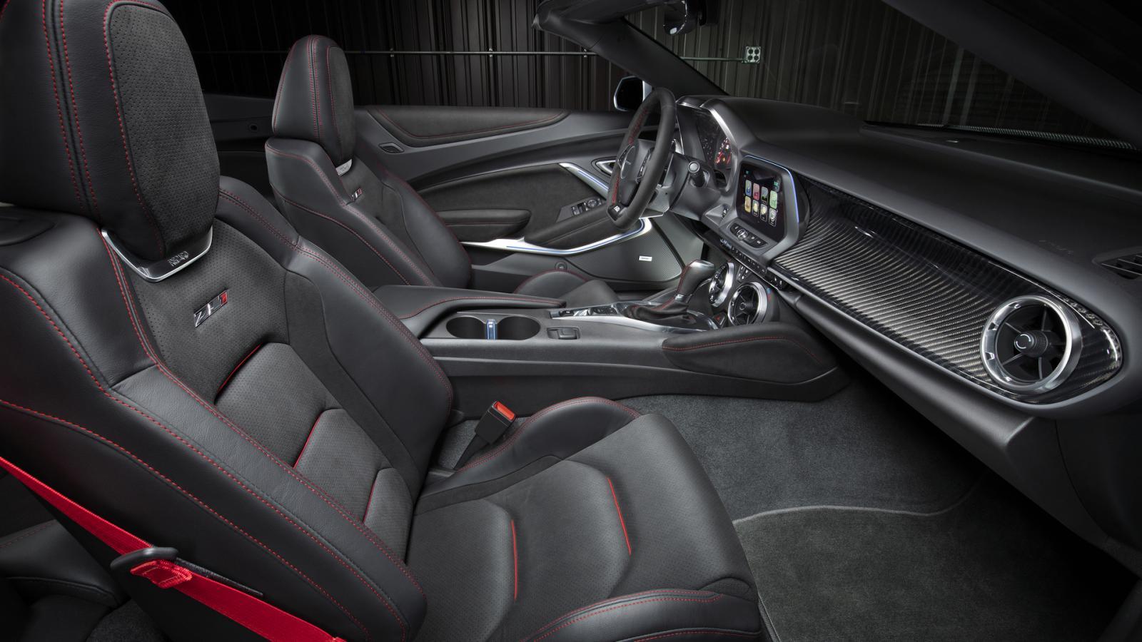 Chevrolet Camaro ZL1 Cabrio 2017