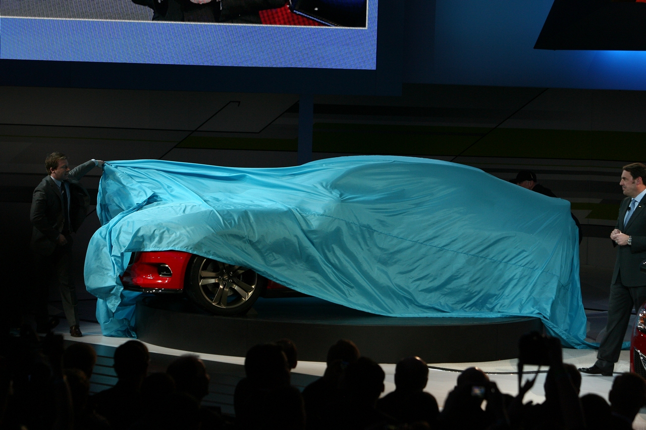 Chevrolet Code 130 R - Salone di Detroit 2012