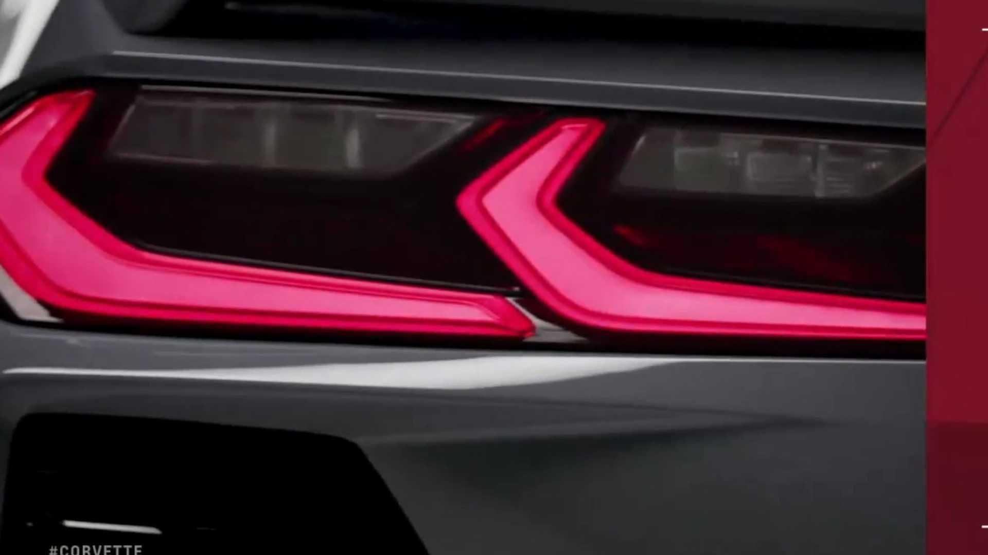 Chevrolet Corvette C8 Convertible 2020 - Pre-serie