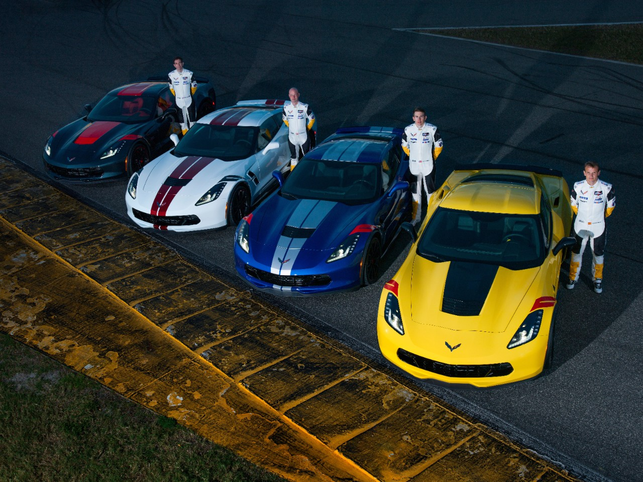 Chevrolet Corvette Drivers Series