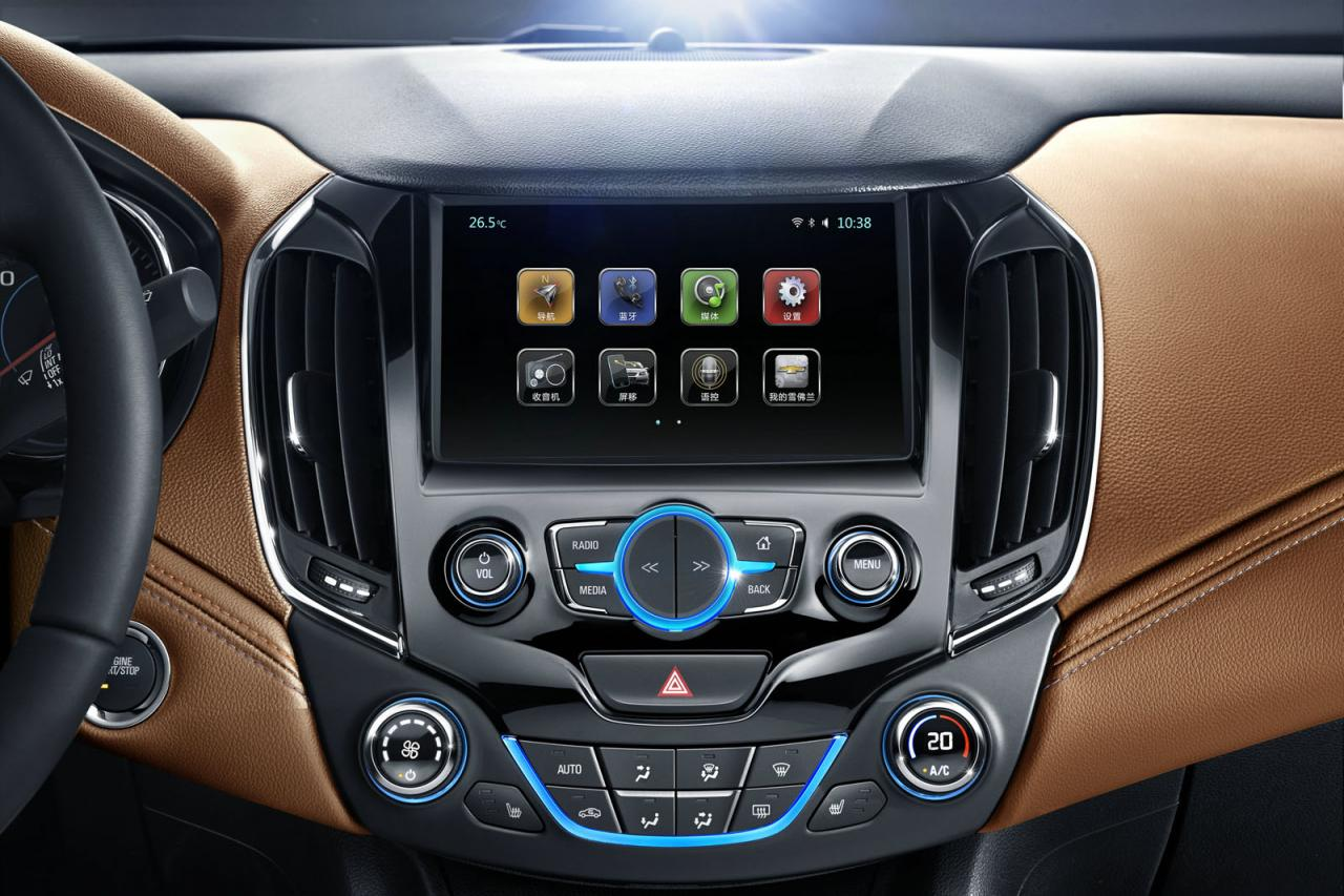 Chevrolet Cruze 2015 - Interni