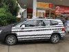 Chevrolet Orlando - Foto spia 20-06-2010