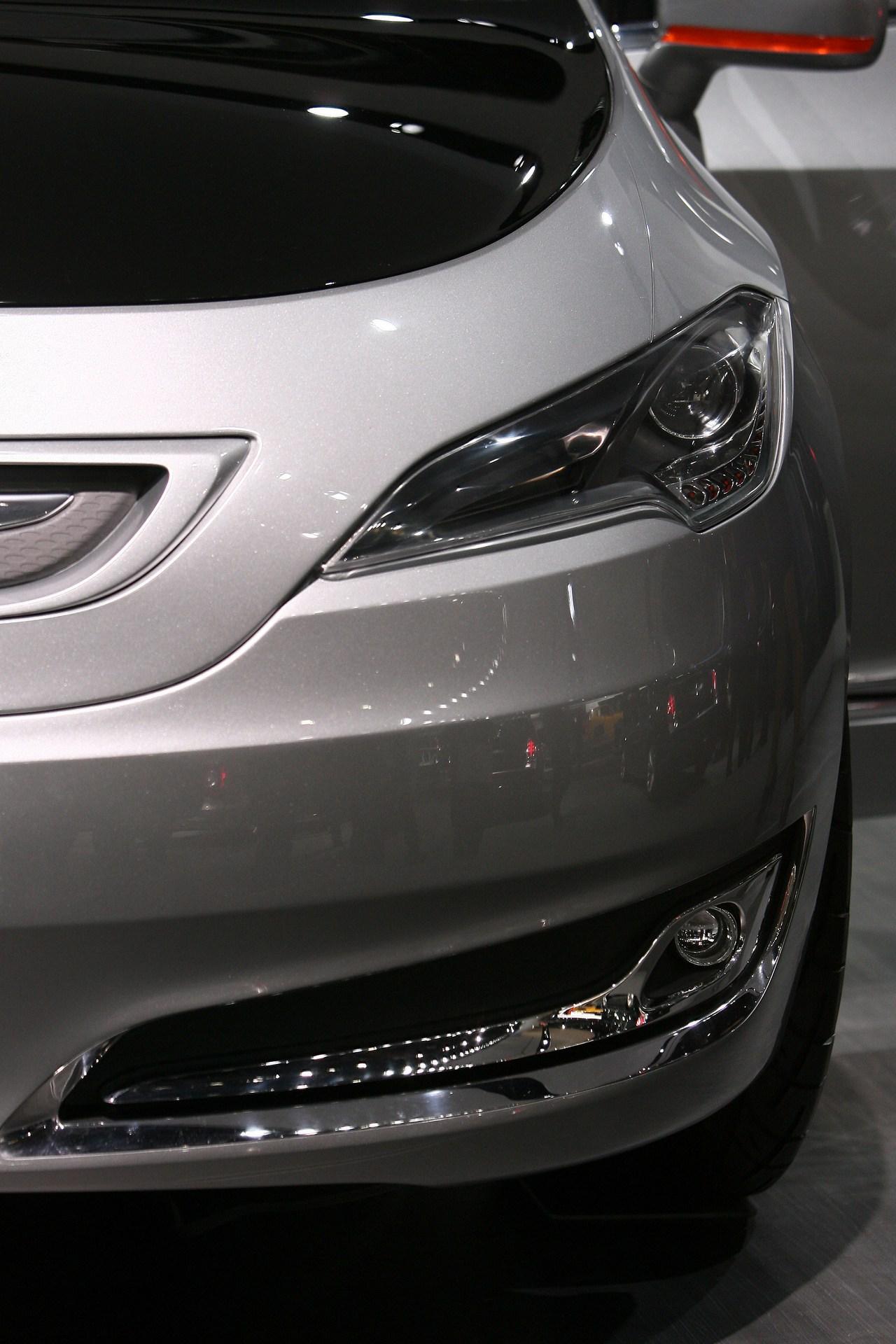 Chrysler 700c - Salone di Detroit 2012