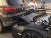 Cina: collisione tra Lamborghini Aventador e Volkswagen Tiguan