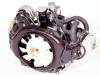 Citroen 2CV - il motore