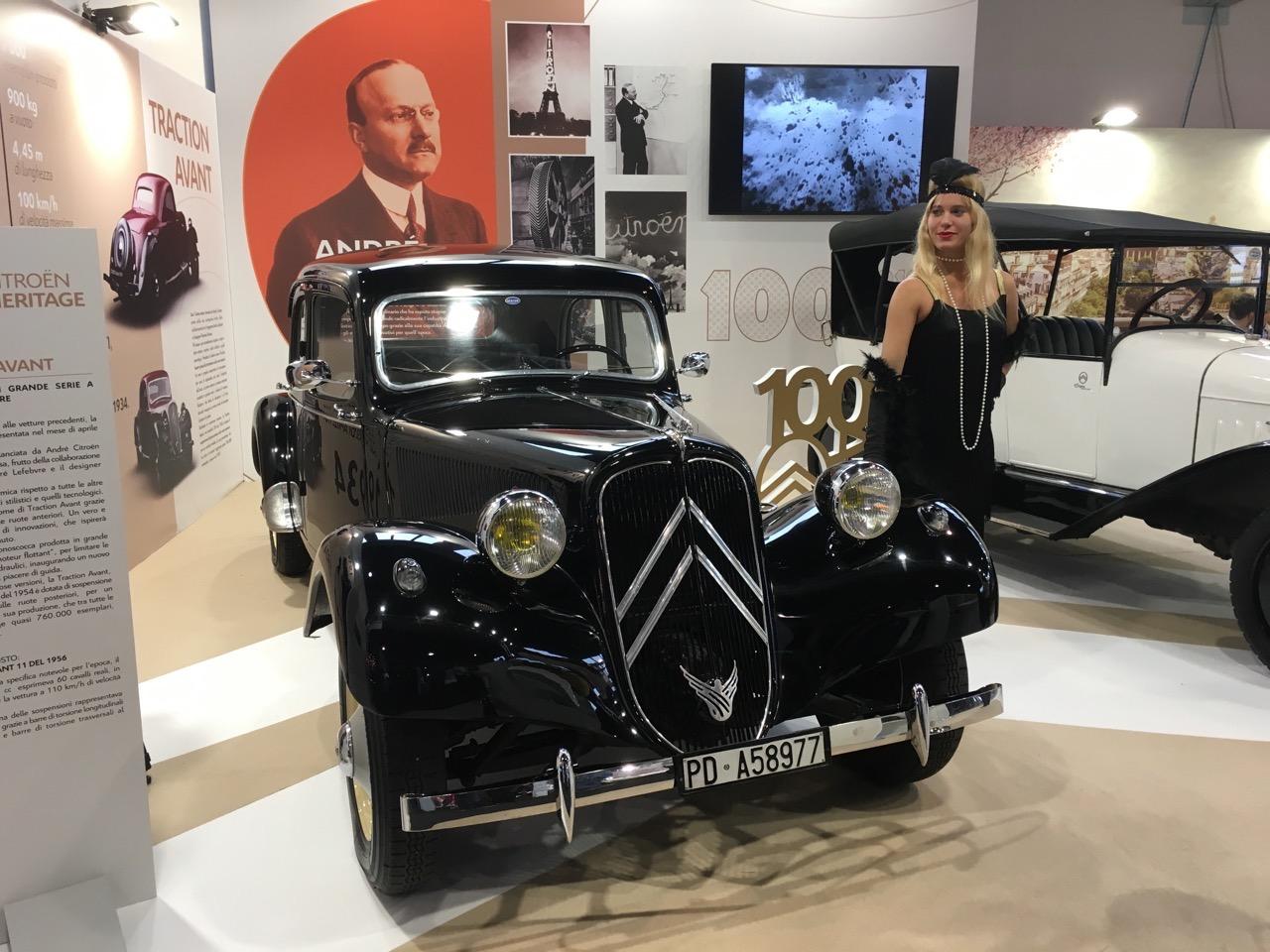 Citroen - Auto e Moto Epoca Padova 2019