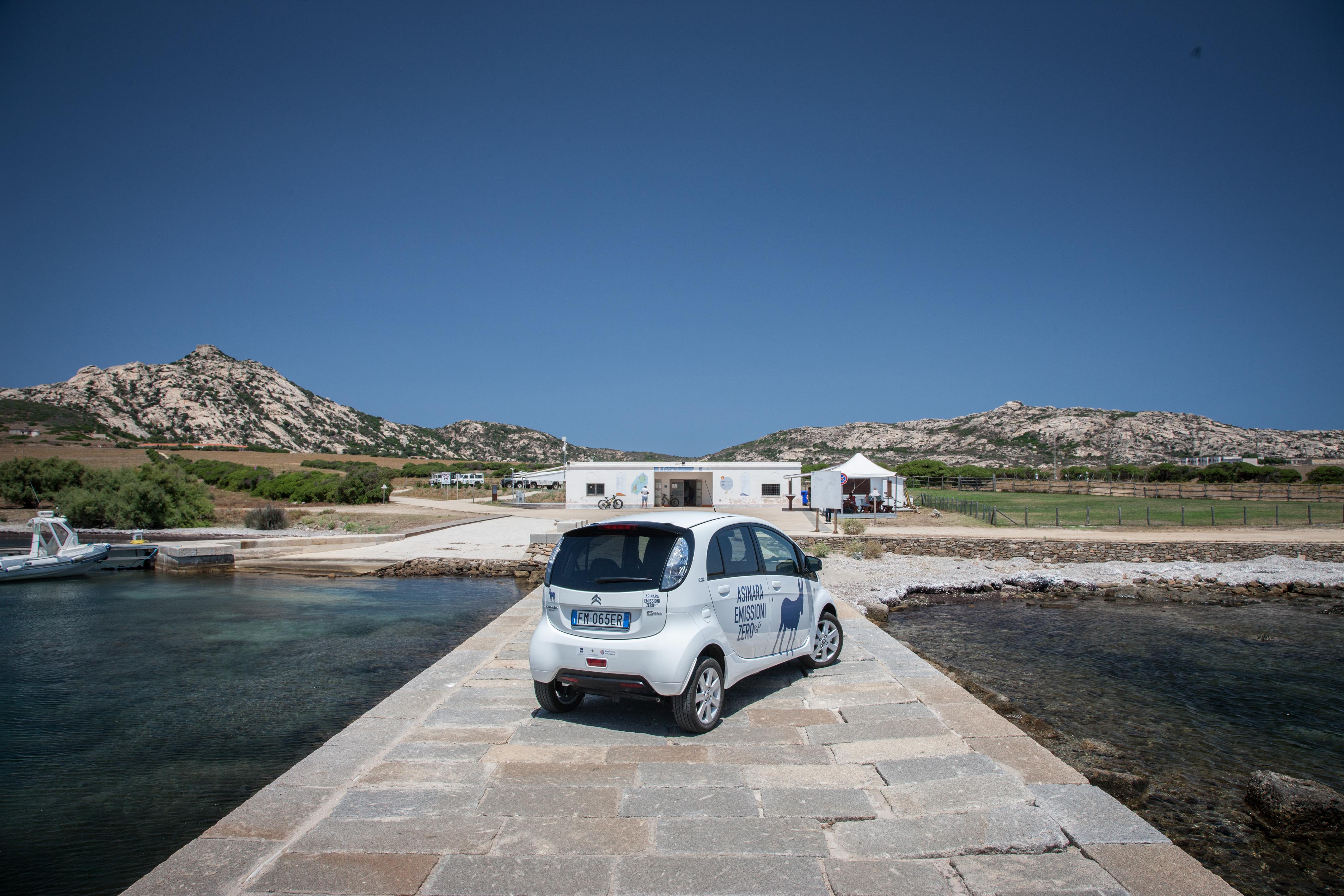Citroen C-Zero Asinara