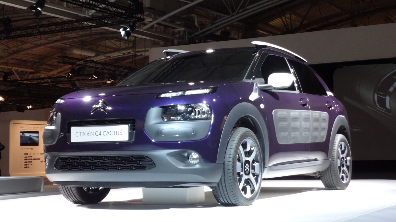 citroen c4 cactus foto live foto 51 di 59. Black Bedroom Furniture Sets. Home Design Ideas