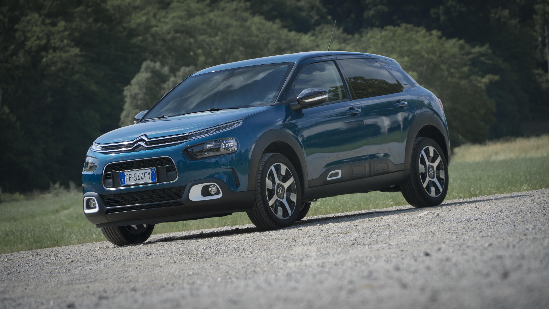 Citroën C4 Cactus |Test drive 2018