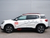 Citroen C5 Aircross White Cruise Adventure