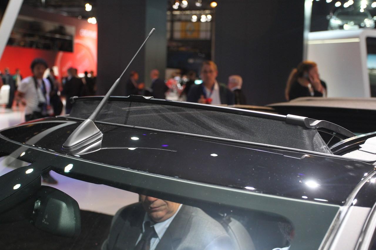 Citroen ds3 cabrio - salone di parigi 2012 - foto 1 di 16