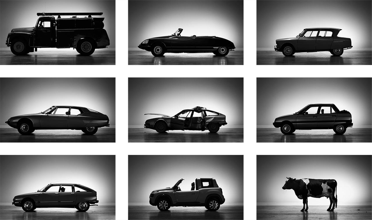 Citroen - mostra The World Inspired by Citroen