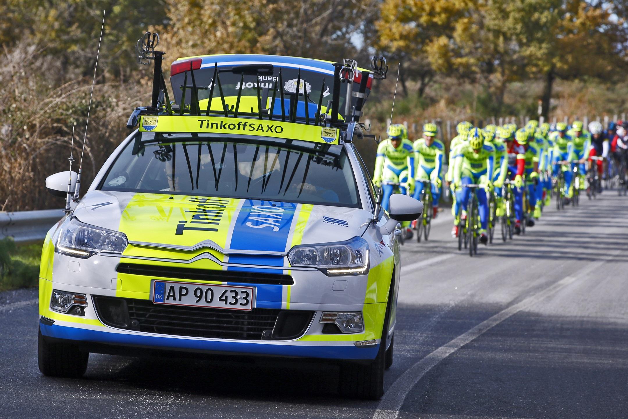 Citroen TINKOFF SAXO - Tour de France 2015