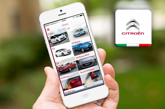 CitroenNews per iOS e Android