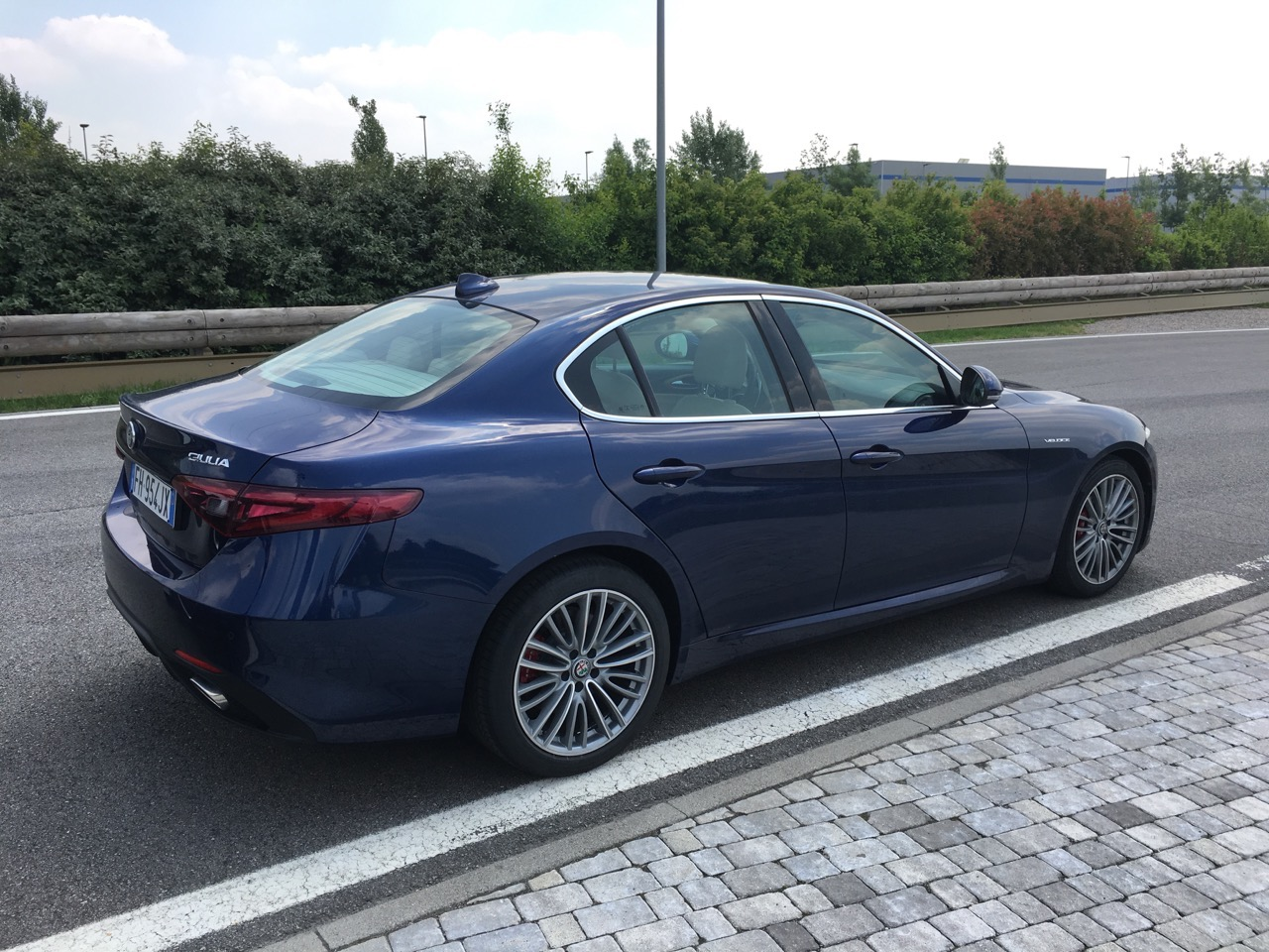 Continental Track Day 2018 - Arese