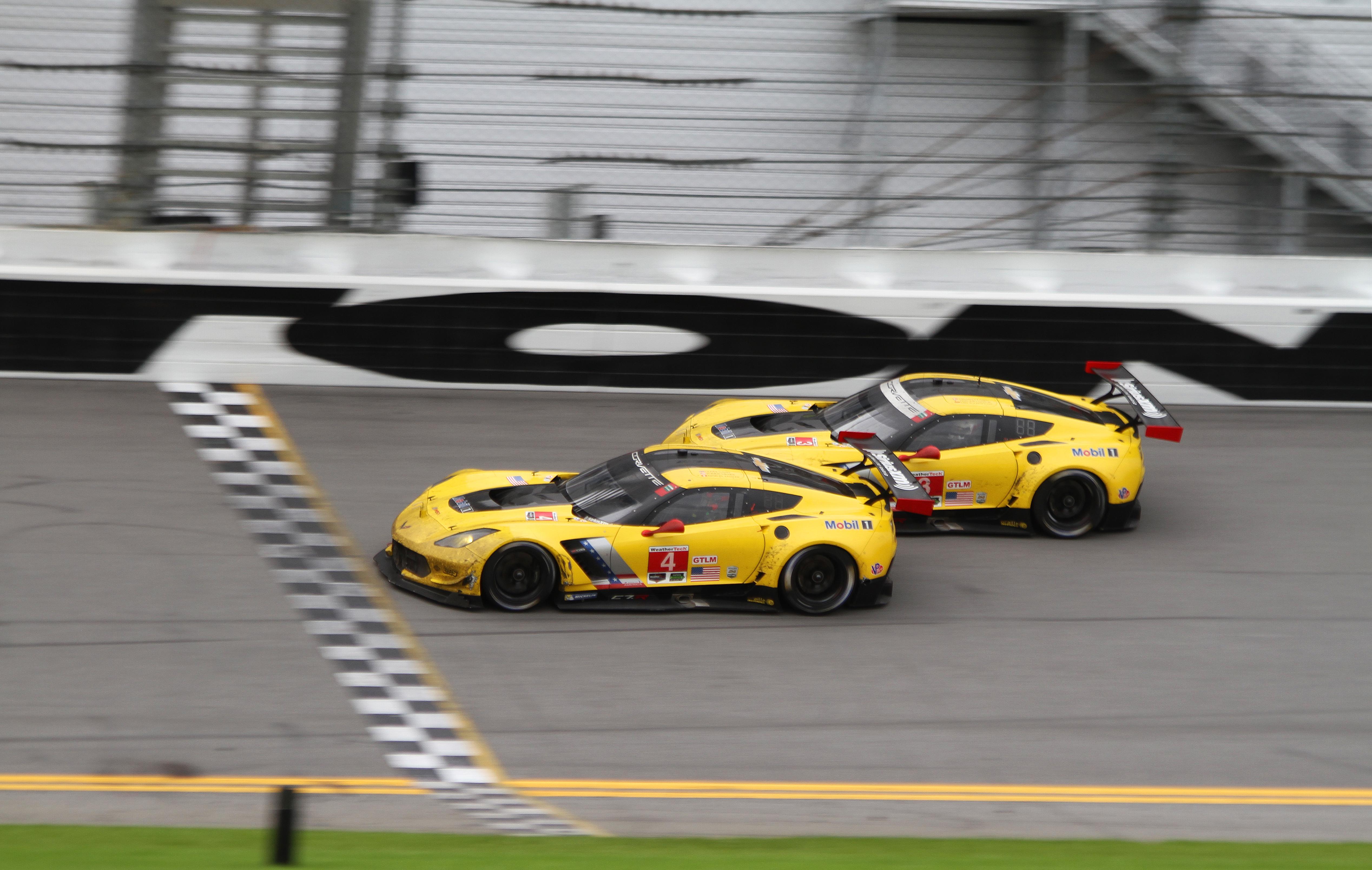 Corvette C5.R, C6.R e C7.R
