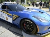 Corvette Stingray Polizia Guatemala