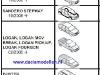 Dacia Dokker bozzetti