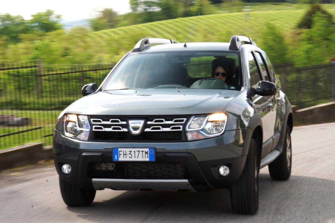 Dacia duster brave prova su strada 2017 17 85 for Prova su strada dacia duster 4x4