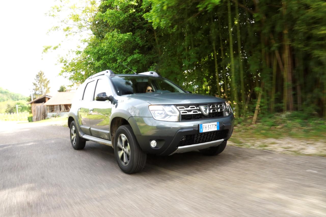 Dacia duster brave prova su strada 2017 8 85 for Prova su strada dacia duster 4x4