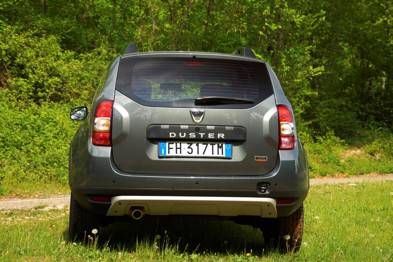 Dacia duster brave prova su strada 2017 40 85 for Prova su strada dacia duster 4x4