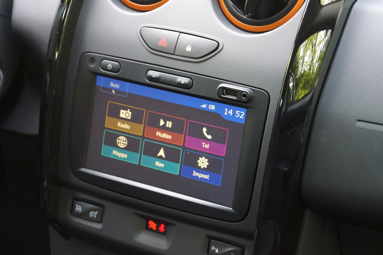 Dacia duster brave prova su strada 2017 28 85 for Prova su strada dacia duster 4x4