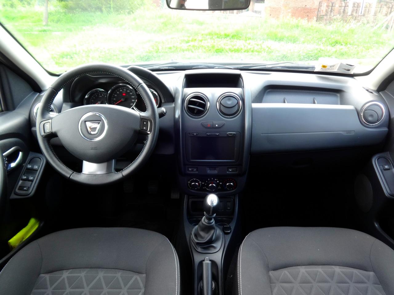 Dacia duster my 2014 prova su strada 34 39 for Prova su strada dacia duster 4x4