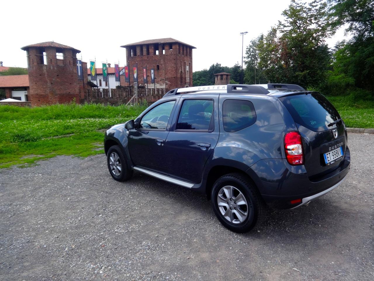 Dacia duster my 2014 prova su strada foto 30 di 39 for Prova su strada dacia duster 4x4