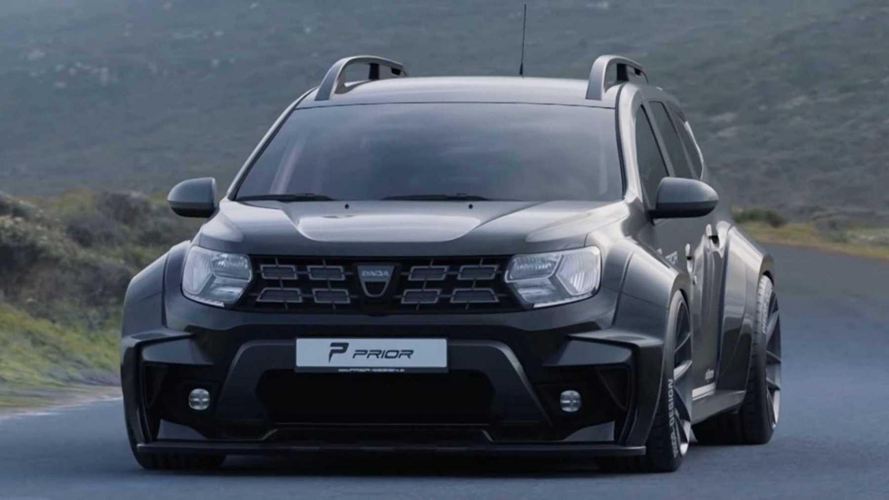 Dacia Duster - Tuning Prior Design