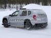 Dacia elettrica - Foto spia 25-3-2019