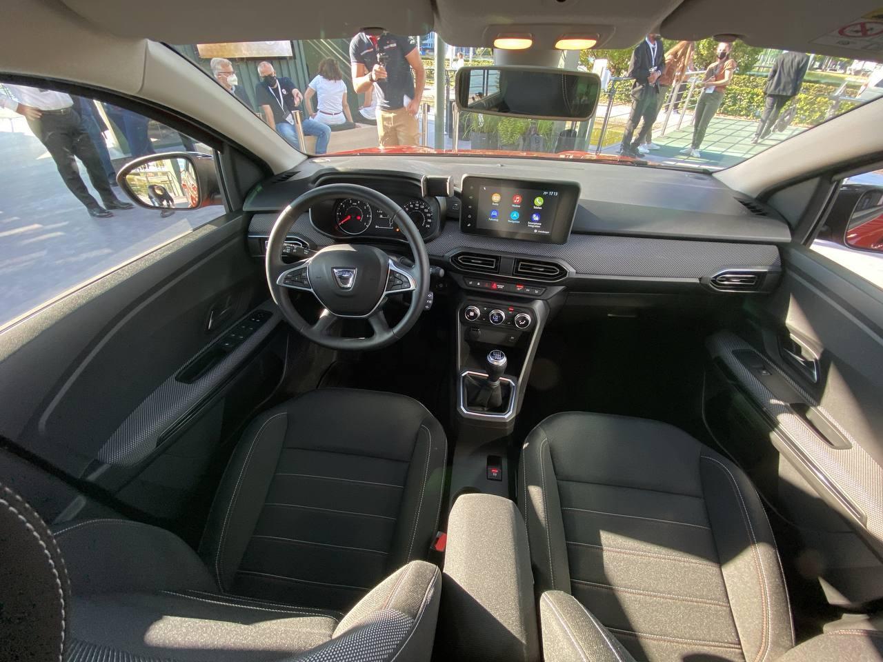 Dacia Jogger - Salone di Monaco 2021