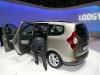 Dacia Lodgy Foto Live - Salone di Ginevra 2012