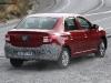 Dacia Logan Facelift - Foto spia 18-09-2013