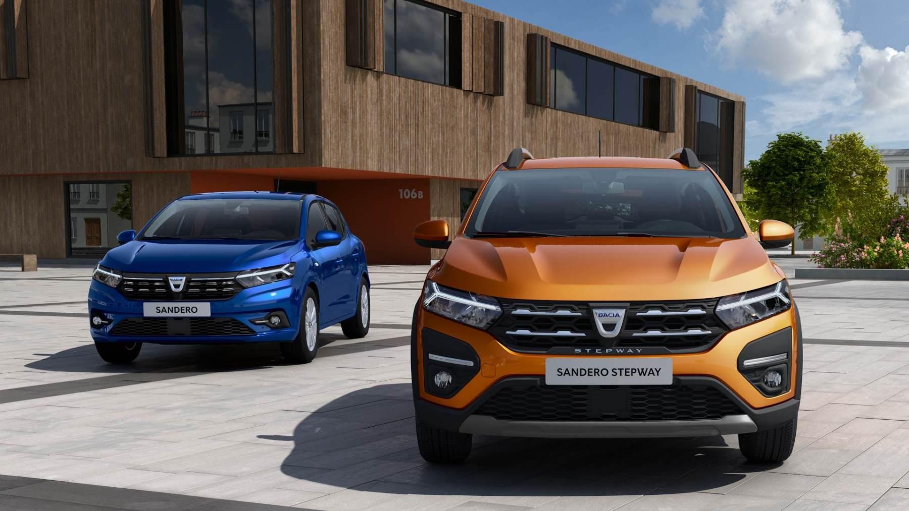 Dacia Sandero e Dacia Sandero Stepway 2020