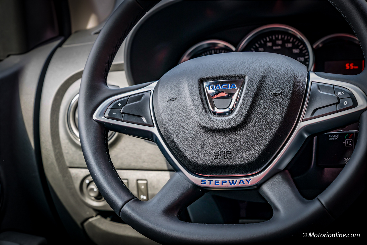 Dacia Sandero WOW - Prova su Strada