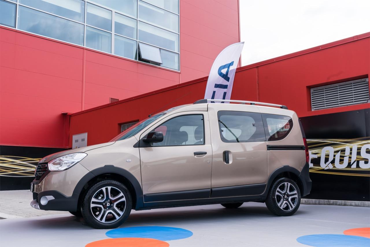 Dacia Serie Speciale WOW 2018