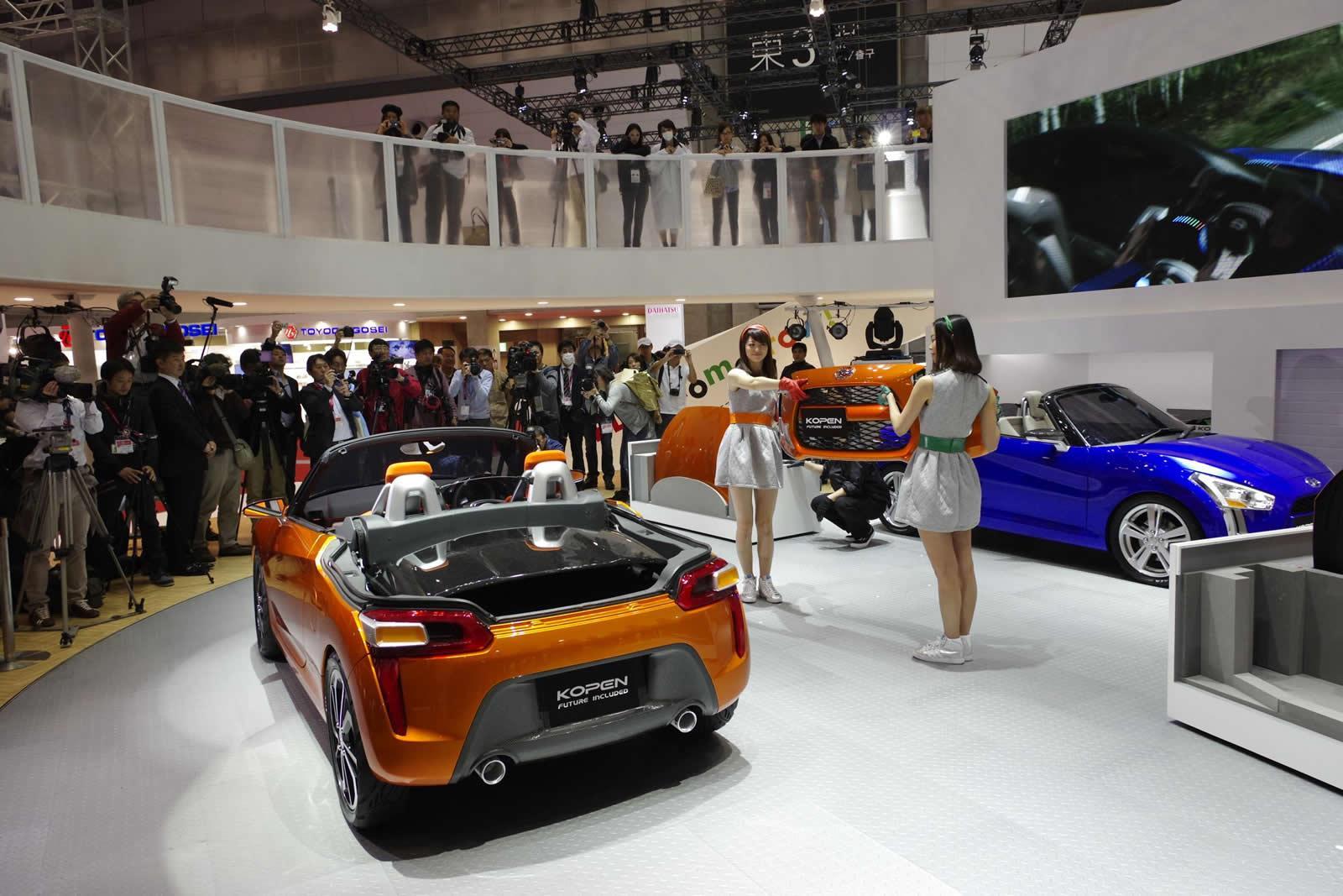 Daihatsu Kopen concept Tokyo