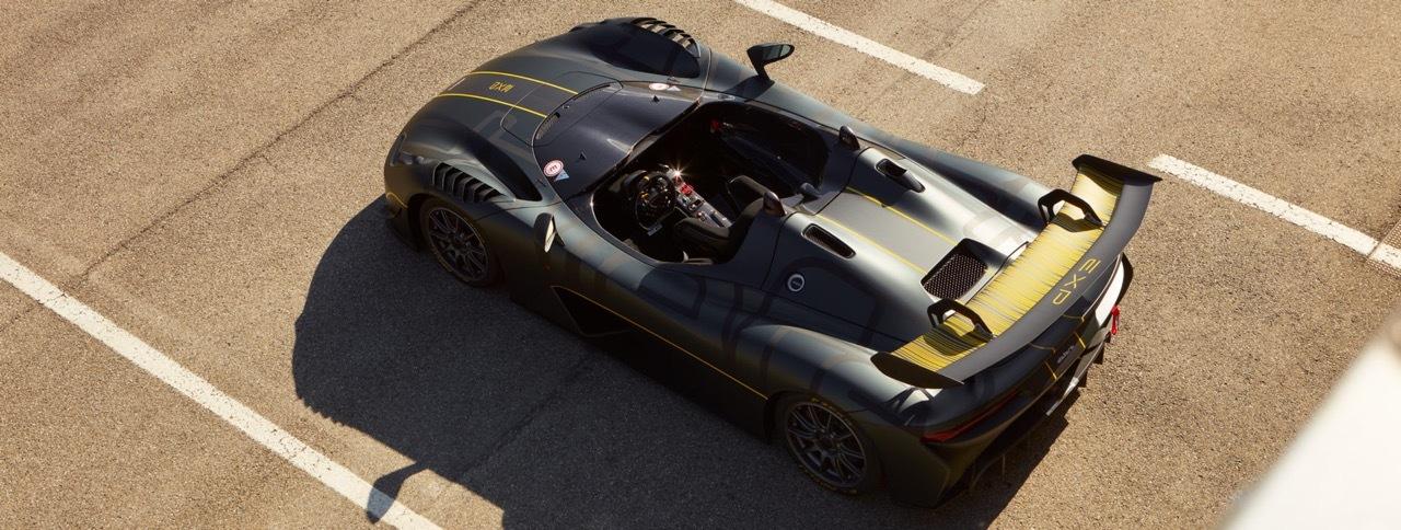 Dallara Stradale EXP - Foto Ufficiali