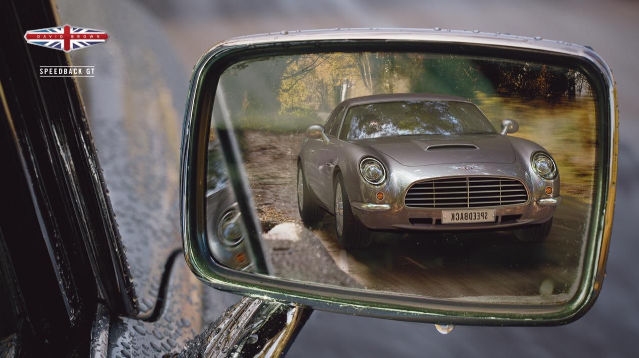 David Brown Speedback GT